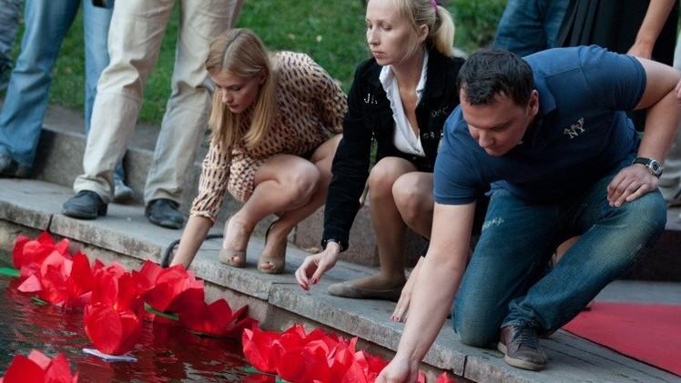 إحياء ذكرى الأحداث المأساوية في أوسيتيا الجنوبية عام 2008