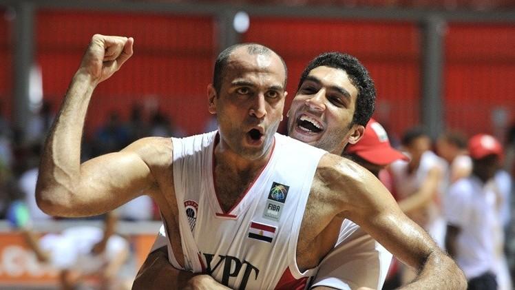 مصر تواصل استعداداتها لكأس العالم لكرة السلة