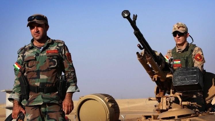 الولايات المتحدة: السلطات العراقية تزود الأكراد بالذخيرة في خطوة غير مسبوقة
