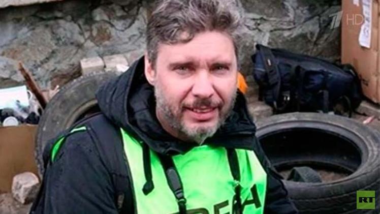 منظمة حقوق الإنسان: شرق أوكرانيا تحول إلى فخ بالنسبة للصحفيين