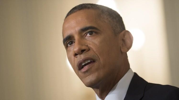 أوباما: لن نسمح للمتشددين بإقامة خلافة إسلامية
