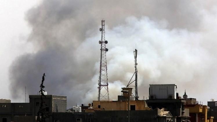 مقتل 8 فلسطينيين في تجدد القصف الإسرائيلي على قطاع غزة