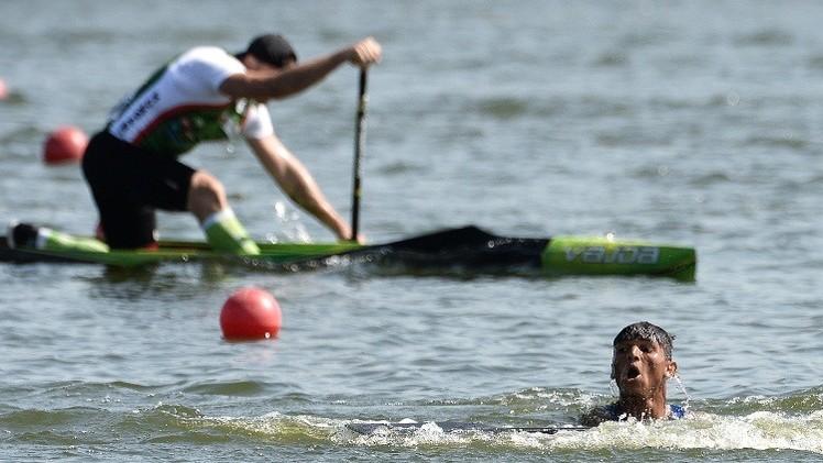 الألماني بريندل يحرز ذهبية 5000 م في بطولة العالم لقوارب الكانوي