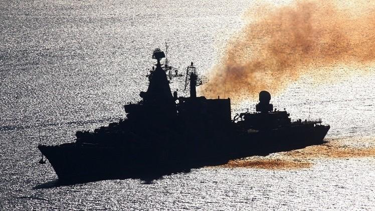 البحرية الروسية تطرد غواصة أمريكية من المياه الحدودية الروسية