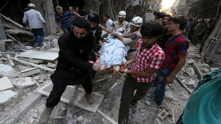 مقتل 8 أشخاص في تفجيرين بدير الزور والحسكة
