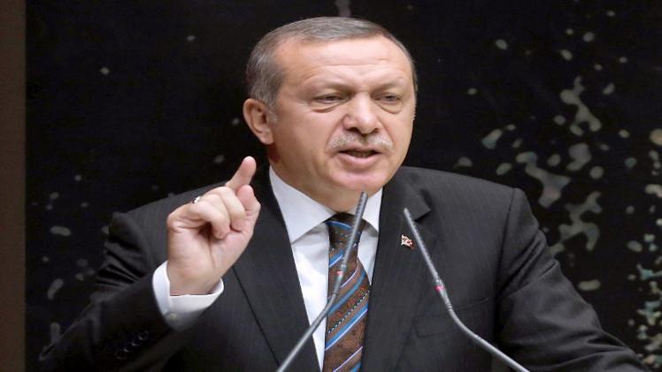 أردوغان يعد  بـ