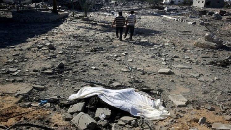 11 قتيلا بقصف إسرائيلي على قطاع غزة (فيديو)
