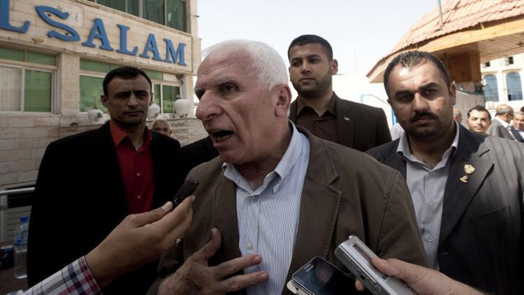 الوفد الفلسطيني يبقى في مصر لحضور اجتماع للجامعة العربية