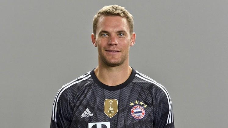حارس بايرن ميونيخ نوير..  أفضل لاعب في ألمانيا