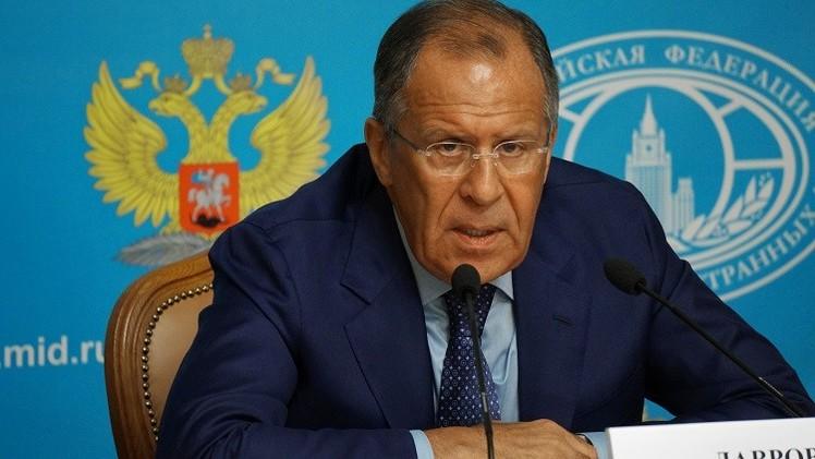 لافروف: نعول على حل عاجل لمسألة المساعدات الإنسانية لشرق أوكرانيا