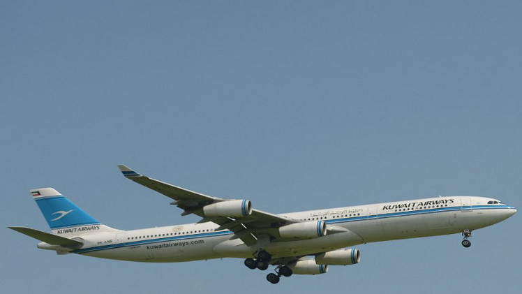 الخطوط الجوية الكويتية تقرر وقف الرحلات إلى العراق