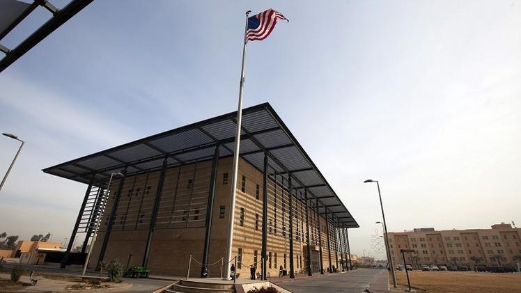 واشنطن تقلص عدد أفراد بعثتها الدبلوماسية في العراق لضرورات أمنية