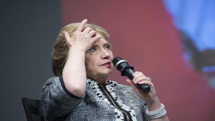 هيلاري كلينتون تتهم أوباما بتركه فراغا  في سورية استفاد منه الجهاديون