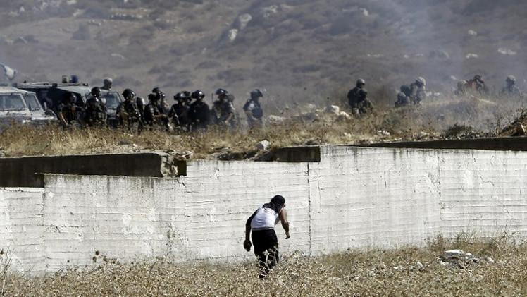 الجيش الإسرائيلي يقتل فلسطينيا بعد محاصرة منزله في بلدة قبلان جنوب نابلس