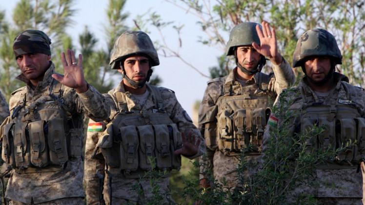مصادر: واشنطن بدأت تسليح أكراد العراق بشكل مباشر