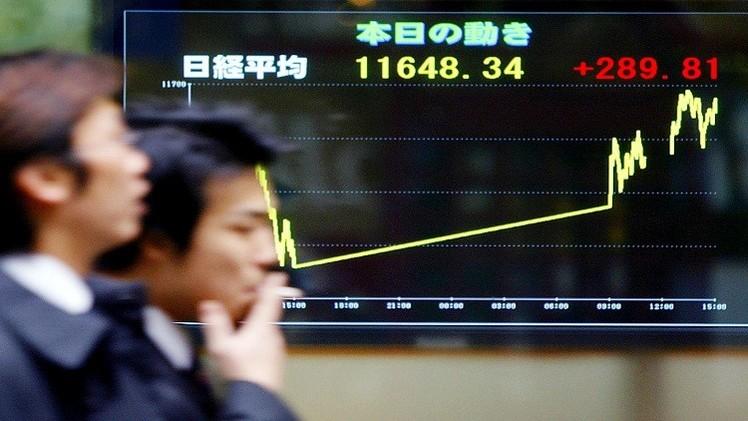 مؤشر نيكاي الياباني يسجل أكبر مكسب ليوم واحد في 4 أشهر