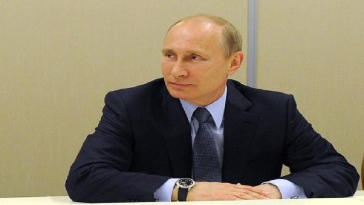 بوتين بصدد زيارة شبه جزيرة القرم