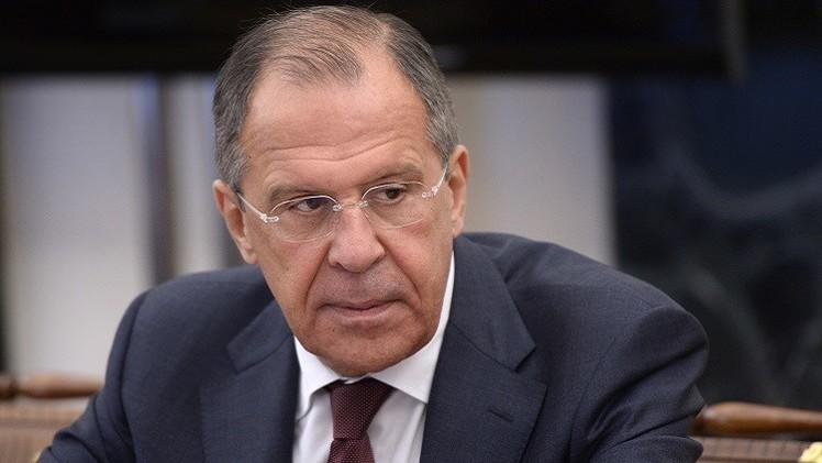 لافروف: هدف كييف هو سحق جنوب الشرق الأوكراني وطرد الروس من هناك