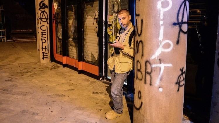وكالة إخبارية: رفع كييف دعوى جنائية  ضد مصورنا استفزاز