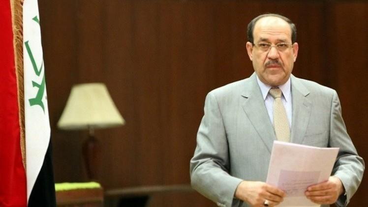 المالكي: واشنطن وقفت إلى جانب من خرق الدستور في العراق