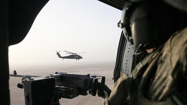 البنتاغون لا يخطط لتوسيع نطاق غاراته في العراق