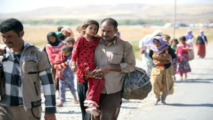 الاوروبيون يبحثون تقديم المساعدات الإنسانية للعراق والسلاح للأكراد