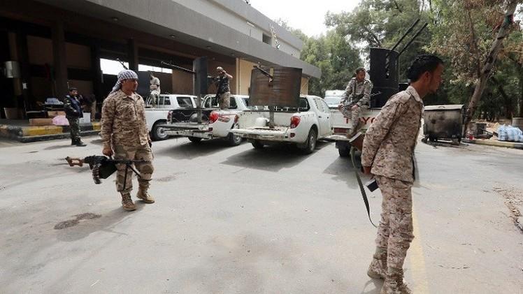 اغتيال مدير أمن طرابلس في ليبيا