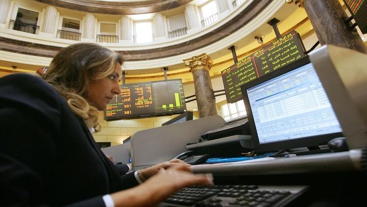 البورصة المصرية تغلق على ارتفاع بنسبة 0.4%