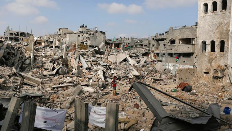 السعودية تخصص 580 مليون دولار لإعادة إعمار غزة