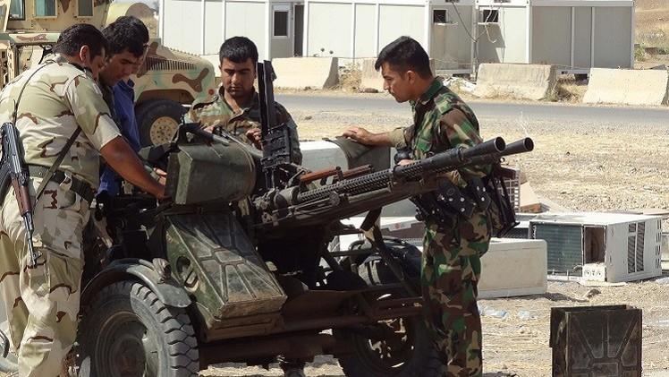 بروكسل ستبحث مع بغداد طلب أكراد العراق بتزويدهم بالسلاح