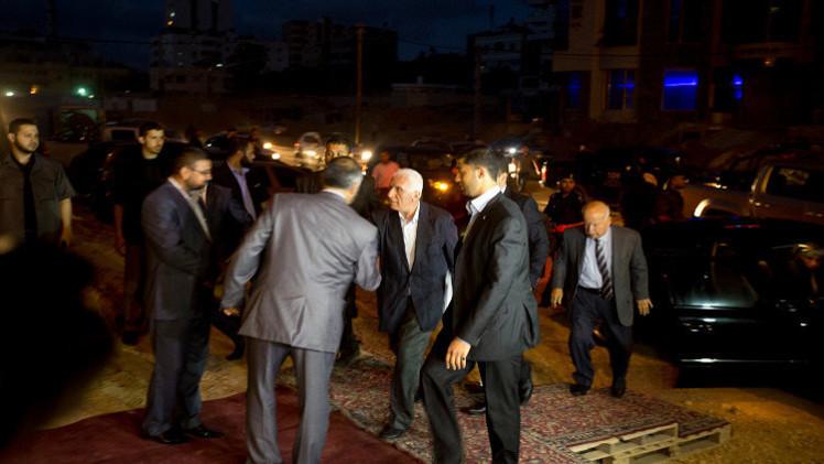 مراسلنا: إشارات على توافق مبدئي في القاهرة على تمديد الهدنة في غزة