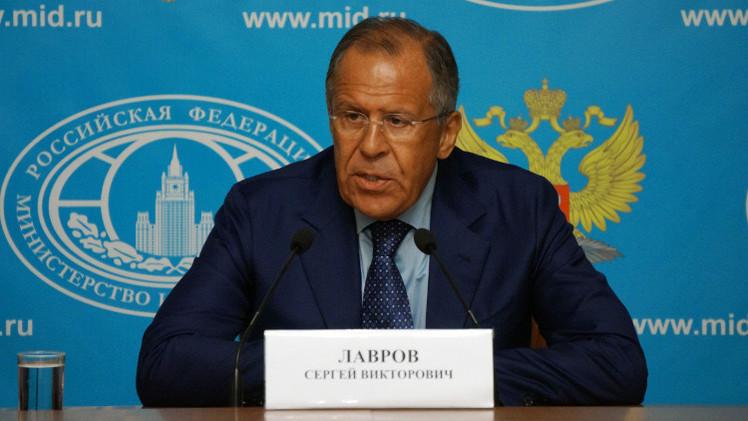 لافروف:  اتفقنا مع كييف على تفاصيل عملية نقل المساعدات