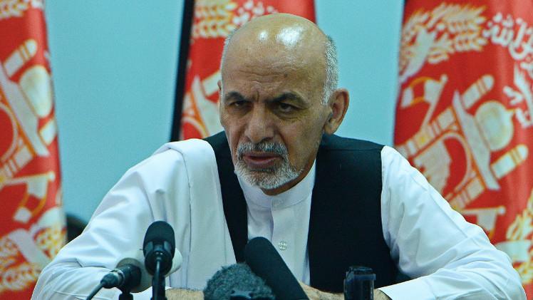 مرشح الرئاسة الأفغاني يطالب بايضاحات حول اتفاق تقاسم السلطة