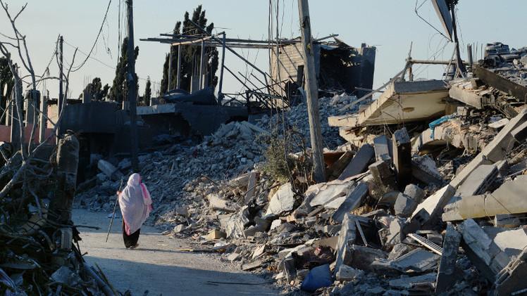 مقتل 6 بينهم صحفيان في انفجار صاروخ من مخلفات الهجوم الإسرائيلي على غزة