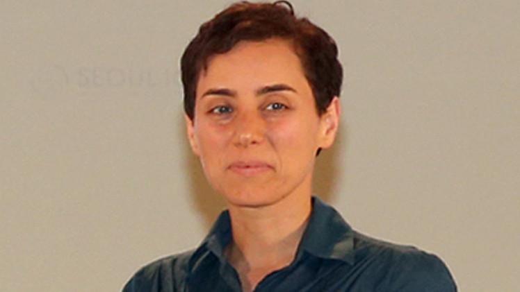 مريم ميرزخاني.. أول امرأة تفوز بجائزة فيلدز في الرياضيات