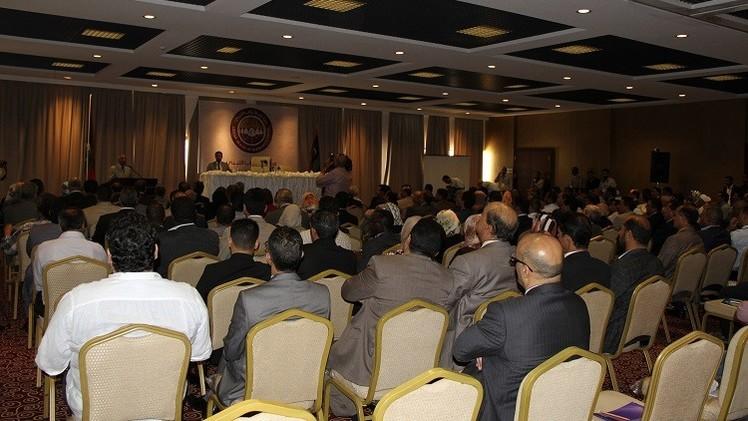 البرلمان الليبي يقرر الاستعانة بالمجتمع الدولي لحماية المدنيين