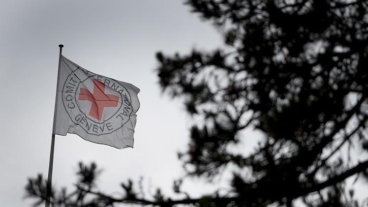 الصليب الأحمر الدولي يطلب من روسيا قائمة مفصلة لمحتويات شحناتها الإنسانية إلى أوكرانيا