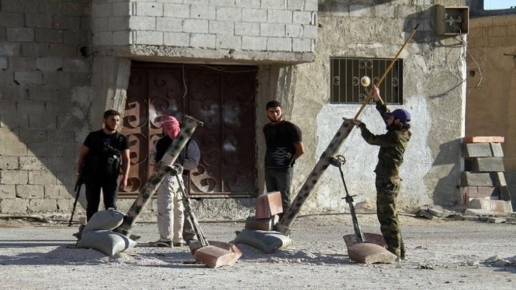 سقوط العشرات بمعارك بين مسلحين في حلب