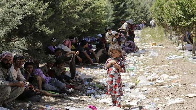 واشنطن تستبعد إجلاء إيزيديين محاصرين في جبل سنجار بالعراق