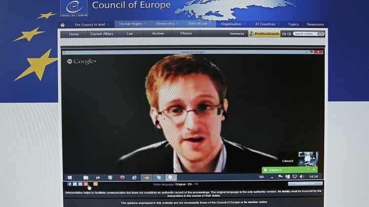 سنودن: لدى الاستخبارات الأمريكية برمجيات ترد تلقائيا على هجوم مضاد