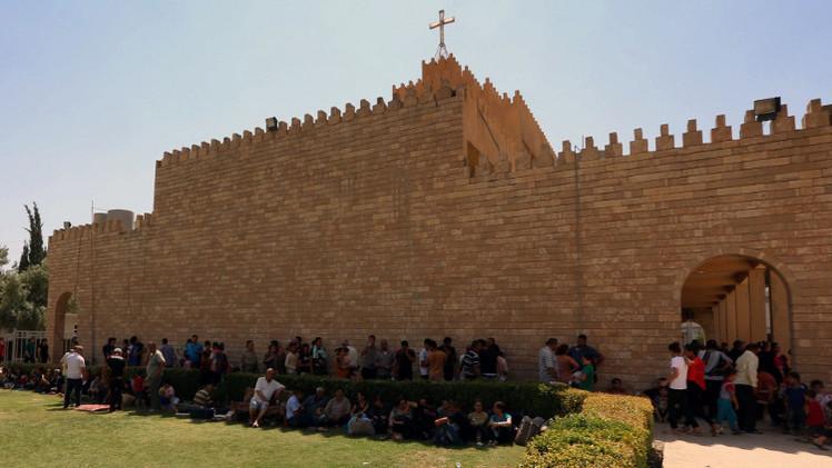الكنيسة الروسية تدعو إلى حماية الأقليات في العراق