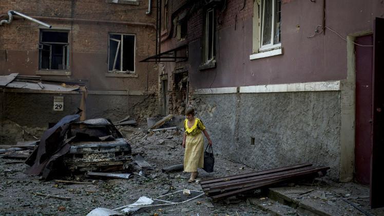 بوتين: سنبذل كل ما في وسعنا لوقف النزاع في أوكرانيا