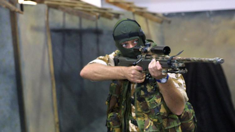 أنباء عن وجود قوات خاصة بريطانية في العراق