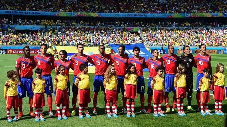 كوستاريكا لأول مرة في نادي المنتخبات الـ 15 الأوائل في العالم