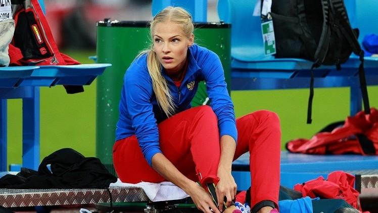 بالصور .. الروسية كليشينا تكتفي ببرونزية أوروبا لأم الألعاب