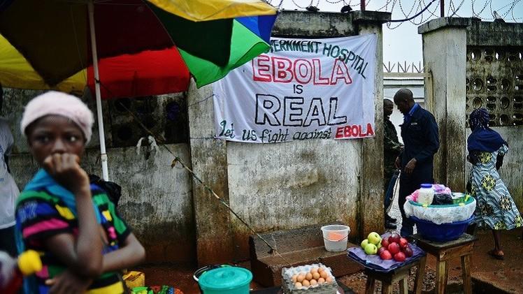 إجلاء عائلات الدبلوماسيين الأمريكيين من سيراليون بسبب حمى إيبولا