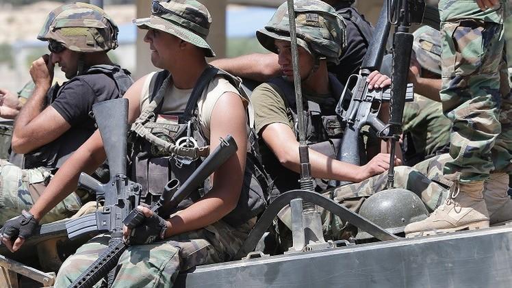 واشنطن توافق على توريدات أسلحة إلى لبنان تحسبا للخطر الإرهابي