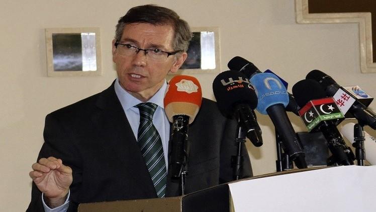 تعيين الإسباني بيرناردينو ليون مبعوثا أمميا خاصا إلى ليبيا