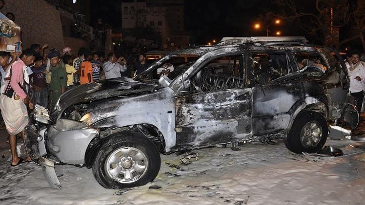 الجيش اليمني يحبط محاولة لاستهداف القصر الرئاسي بالمكلا