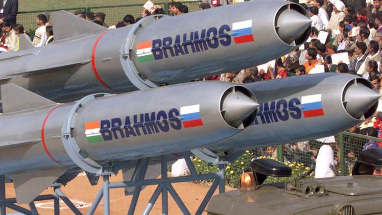 روسيا والهند تعملان على تصنيع صاروخ مجنح صغير